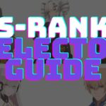 Punishing: Gray Raven S-Rank Selector Guide