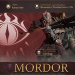 Lord of the Rings: Rise to War's Mordor
