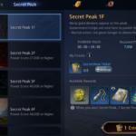 MIR4's Secret Peak guide